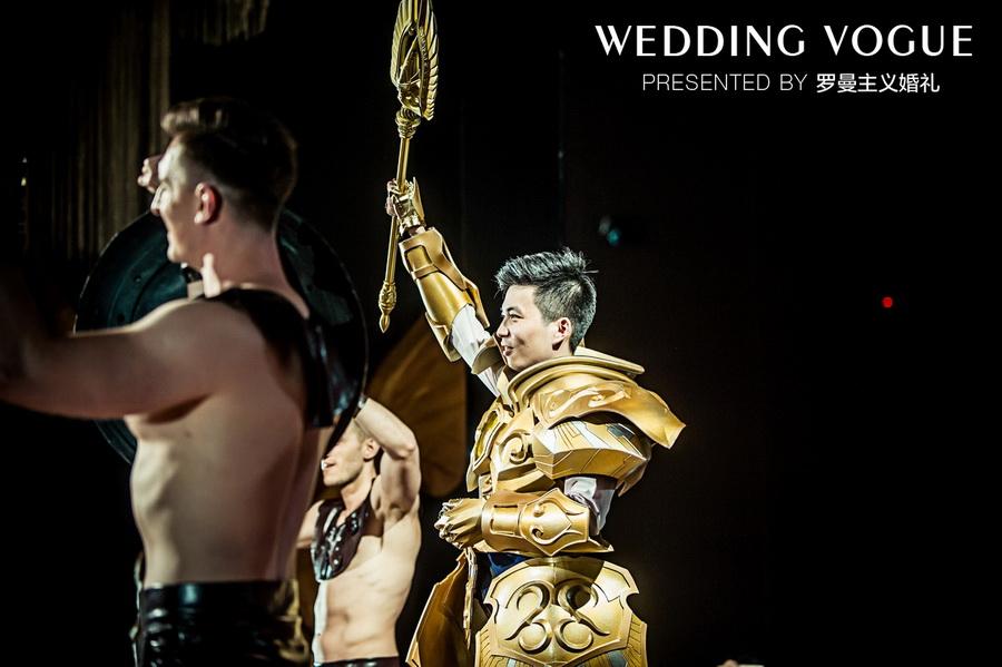 """雷神罗曼_跨过阿斯加德的彩虹之桥,""""雷神""""终于迎娶了他的公主 - 真实 ..."""